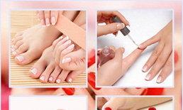 วิธีทำความสะอาดมือและเล็บให้คงความชุ่มชื้นสวยใสเสมอ