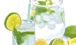 น้ำมะนาวลดน้ำหนัก ดื่มก่อนนอนทุกวัน หุ่นสวยสุขภาพแข็งแรงทุกวัน