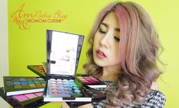 SEPHORA Color festival  130 color makeup palette มันคุ้มมาก!!!