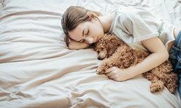 """รู้หรือไม่ """"ท่านอน"""" ทำให้ผู้หญิงมีความสุขขณะนอนหลับได้"""