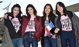 โฉมหน้า 8 นางแบบจีน ที่จะเดินเฉิดฉายบนรันเวย์ Victoria's Secret ประจำปีนี้