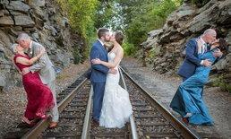 รูปถ่ายสุดสวีทของคู่รักคู่นี้แสดงให้เห็นถึง ความรัก ที่งดงาม จากรุ่นสู่รุ่น