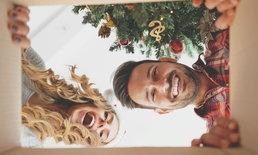 รักทะลุจอ! ไอเดียถ่ายรูป คู่รัก สุดสวีทในบรรยากาศแบบ Christmas Day
