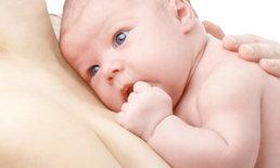 ทำอย่างไร เมื่อแม่ให้นมลูก เกิดอาการเจ็บหัวนม