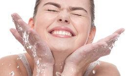 ล้างหน้าด้วยน้ำเย็น ดีต่อผิวหน้าอย่างเห็นๆ จนคุณต้องลอง