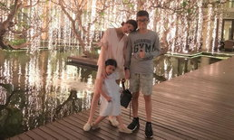 Single Mom หัวใจแกร่ง แม่โบว์ แวนดา กับวิธีเลี้ยงน้องมะลิ พี่ออโต้ ให้เป็นเด็กดี