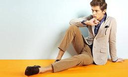 แนะแฟชั่นการใส่รองเท้า แบบไม่สวมถุงเท้าของผู้ชาย