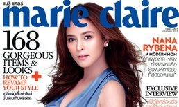 MARIE CLAIRE : มกราคม 2556