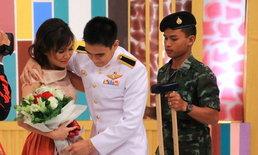 ซึ้ง! นายทหารขาพิการจัดเซอร์ไพรส์ ขอแต่งงานสาว