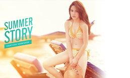 Joy Chonticha Wallpaper : Summer Story