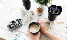 กาแฟ แค่จิบวันละนิด ก็ได้รับประโยชน์ไปเต็มๆ