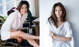 10 อันดับ ดาราหญิงที่ชาวญี่ปุ่นโหวตว่า 40 ยังแจ๋ว!