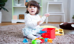 กิจกรรมพัฒนาสมองเด็ก 1 – 3 ปี เล่นอะไรแล้วลูกฉลาด เรียนรู้ได้เร็ว