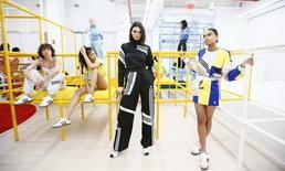 พร้อมสอย! 5 ลุคแสบๆ ซนๆ ใหม่ล่าสุดจาก Adidas Originals by Daniëlle Cathari