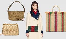 บังเอิญอีกแล้ว! กระเป๋า Gucci คล้ายกระเป๋าสานผักตบชวา OTOP ของไทย