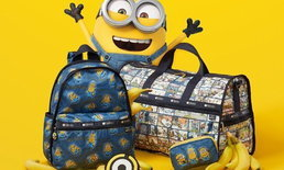 กระเป๋าสุดคาวาอิ …เมื่อ LeSportsac และ Minions เจอกัน ความน่ารักก็ตามมา