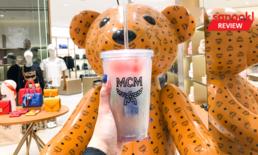 รีวิว MCM Café เครื่องดื่มซิกเนเจอร์ที่ได้แรงบันดาลใจมาจากคอลเล็กชั่น Viva Life!