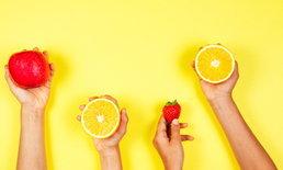 ผิวสวยใส ได้ง่ายๆ แค่ทานผักผลไม้ 7 อย่างนี้