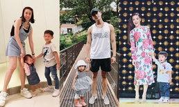 12 ครอบครัวนักร้องสุดน่ารัก แต่ละคนสวยหล่อไม่แพ้พ่อแม่เลยทีเดียว!