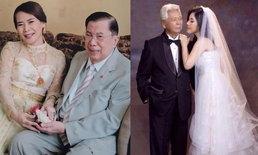 รวมรักใสๆ ของคู่รักต่างวัย(มาก) แต่ตัวเลขของอายุไม่ใช่อุปสรรค