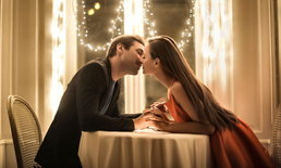 """อยากรู้มั้ย """"จูบแรก"""" ส่งผลดีต่อร่างกายอย่างไร"""