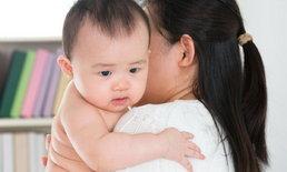 ทารก สะอึก คุณแม่มือใหม่ควรรับมือกับอาการนี้อย่างไรดี