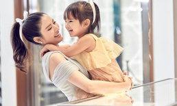 """เป็นแม่ที่ดีไม่ง่าย! เลี้ยงลูกไม่มีสูตรสำเร็จ จากใจ """"แอฟ ทักษอร"""""""
