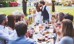5 ข้อพึงระวังในการจัดงานเลี้ยงงานแต่งงานแบบบุฟเฟ่ต์