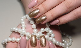 ไอเดีย เล็บสีหวานละมุนสำหรับเจ้าสาว เพื่อนิ้วสวยพร้อมสวมแหวน