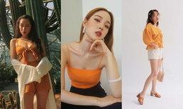 Orange Outfit แฟชั่นสีส้ม ที่สาวๆ มองข้าม บอกเลยว่าใครใส่ก็ขับผิว
