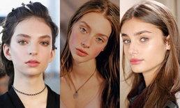 Natural Look รวมไอเดียแต่งหน้าลุคใสๆ สไตล์วัยรุ่นฝรั่ง