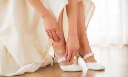 4 กิมมิคเล็กๆ ในการเลือกรองเท้าเจ้าสาว ที่เจ้าสาว 2019 จำเป็นต้องรู้!