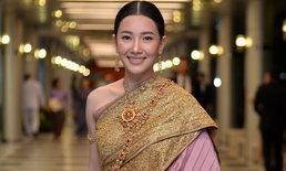 """""""นุ่น วรนุช"""" นำทัพใส่ผ้าไทย ชมการแสดงโขน """"ตอน พิเภกสวามิภักดิ์"""""""