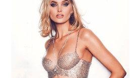 Elsa Hosk นางฟ้า Victoria's Secret ผู้ได้รับเลือกสวมบราประดับเพชร 32 ล้านบาท
