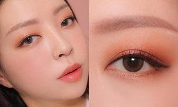 สวยเป๊ะปัง มือใหม่ก็แต่งได้กับไอเดียแต่งหน้าของสาวเกาหลี จาก IG young.story