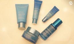 Clarins Skincare Workshop เพื่อผิวสวยสุขภาพดีจากภายในสู่ภายนอก