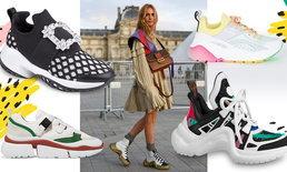 6 รองเท้าสนีกเกอร์สไตล์ Sporty Feminine ไอเท็มที่สาวๆ ต้องมีในหน้าร้อนนี้!
