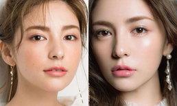 เมคอัพปากฉ่ำวาวสไตล์สาวญี่ปุ่น สวยหวานแบบปากสุขภาพดี