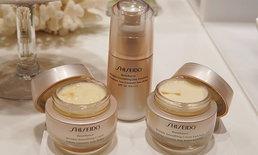 """3 ผลิตภัณฑ์ใหม่ """"Shiseido Benefiance"""" ตัวช่วยรับมือกับปัญหาริ้วรอย"""