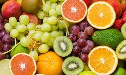 ยิ่งกินยิ่งผอม 10 ผลไม้ที่ดีต่อระบบขับถ่ายและระบบย่อยอาหาร