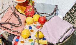 กระเป๋า Falabella เอกลักษณ์จาก Stella McCartney มาพร้อมกับจุดเด่นอย่างสายโซ่ถัก