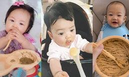 รวมสูตรเมนูอาหารน่าหม่ำๆ สำหรับลูกน้อยวัย 6-12 เดือน จากไอจีคุณแม่ดารา