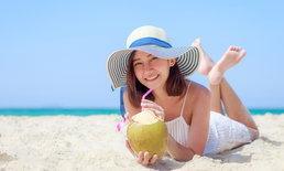 6 ประโยชน์ของมะพร้าว ผลไม้คลายร้อน ยิ่งกิน ยิ่งดีต่อสุขภาพ