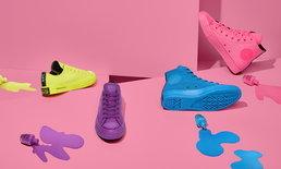 Converse X OPI รองเท้าผ้าใบสีนีออนสุดจี๊ด ที่แฟชั่นนิสต้าไม่ควรพลาด!