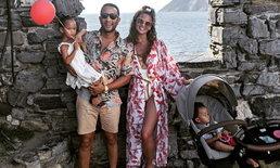 ส่องความน่ารักครอบครัว จอห์น เลเจนด์ และ คริสซี ทีเกน คุณแม่สุดแซ่บลูกครึ่งไทย-นอร์เวย์
