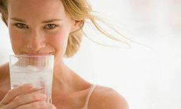 ดื่มน้ำเย็น อุณหภูมิร่างกายเพี้ยน