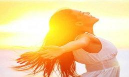 แสงแดดช่วยป้องกันโรคกระดูกพรุน