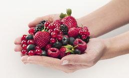 6 ผลไม้สีแดง สรรพคุณร้อนแรงทั้งต้านมะเร็ง แถมชะลอวัยให้อ่อนเยาว์