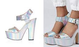 สวยหรูมีราคาไปกับ 5 แบบรองเท้าจาก Topshop