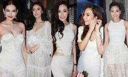 5 อันดับผู้หญิงใส่ชุดขาว แล้ว สวยสยบ!